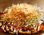 本日のおすすめメニュー「お好み焼きMIX」@恵比寿の大人の隠れ家 鉄板焼き バンブーグラッシィ (テイクアウト・デリバリーもやってます!)