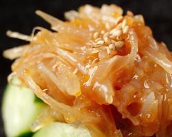 本日のおすすめメニュー「梅水晶」@恵比寿の大人の隠れ家 鉄板焼き バンブーグラッシィ(Go To Eatキャンペーン対象店舗です!)