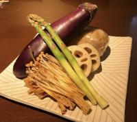 本日のおすすめメニュー「野菜の鉄板焼き」@恵比寿の大人の隠れ家 鉄板焼き バンブーグラッシィ(テイクアウト・デリバリーもやってます!)
